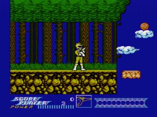 Kyoryu Sentai Zyuranger - screenshot standing