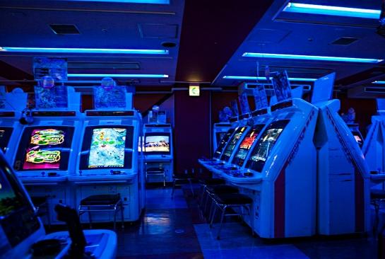 Akihabara - hey arcade shooters