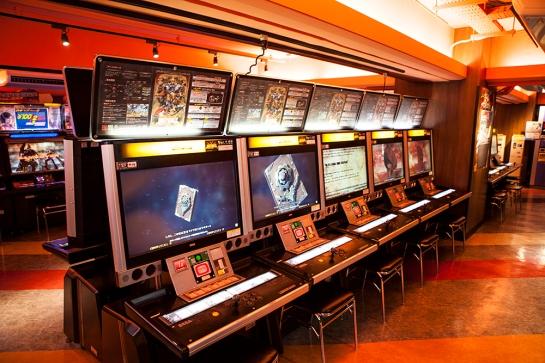 Akihabara - Sega arcades 2