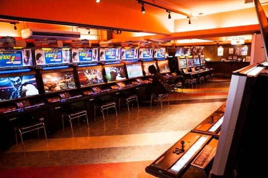 Akihabara - Sega arcades 3