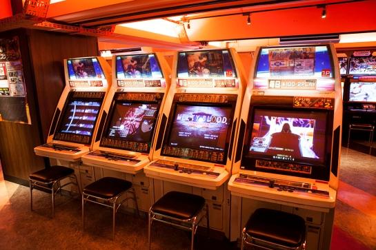 Akihabara - Sega Arcades 4