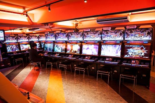 Akihabara - sega arcades 5