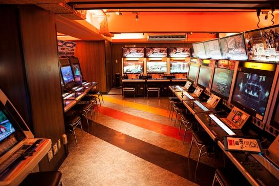 Akihabara - sega arcades 6