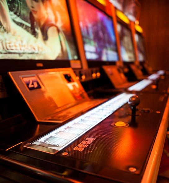 Akihabara - sega arcades 8