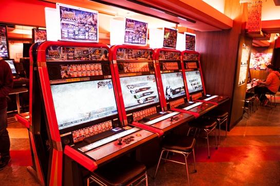 Akihabara - Sega Arcades
