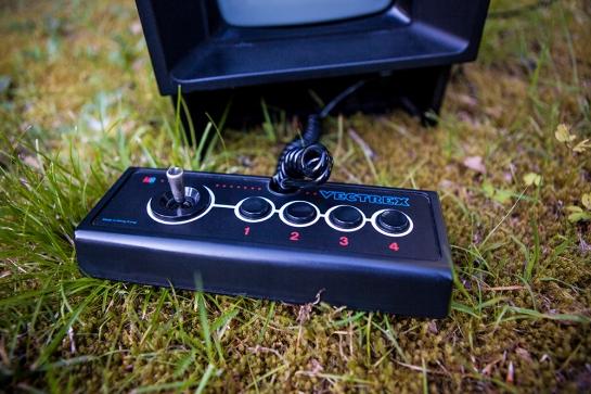 Vectrex controller joystick