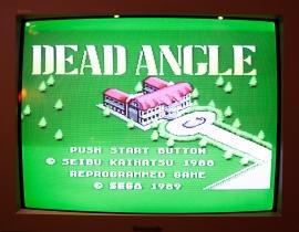 Dead Angle titlescreen