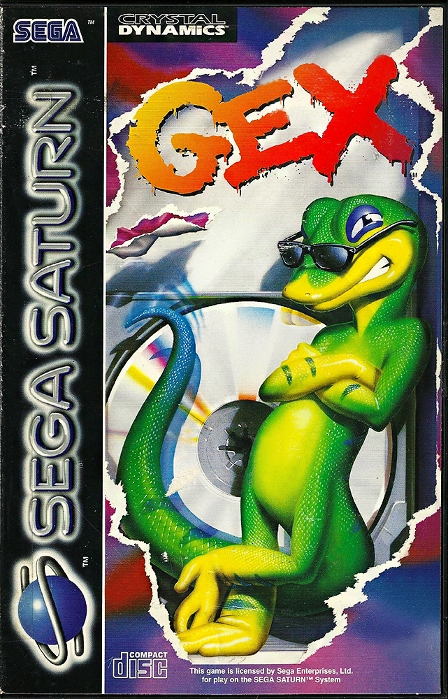 The Official Sega Saturn Gaming Thread Gex
