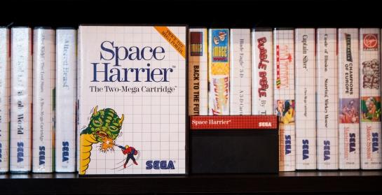 Space Harrier_1K