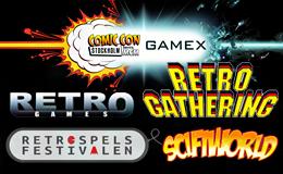 Retro Gaming October