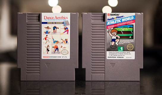 NES Dance Aerobics and Athletic World