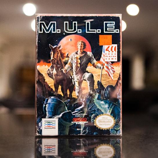 NES M.U.L.E