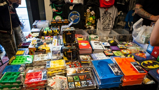 Retrospelsfestivalen-merchandise