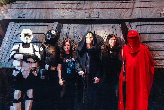 Sci-Fi World 2014 - Star Wars cosplay