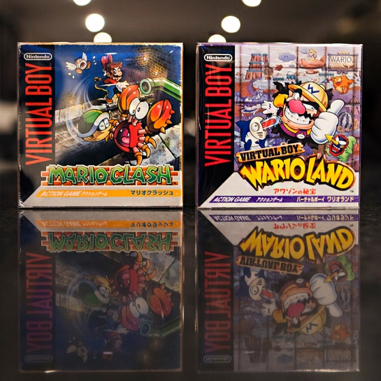 Virtual Boy Games 1