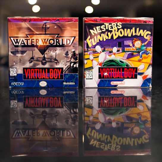 Virtual Boy Games 2