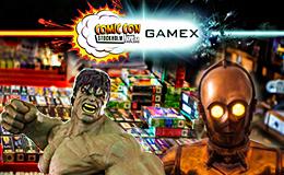 GAMEX / Comic Con2014!!