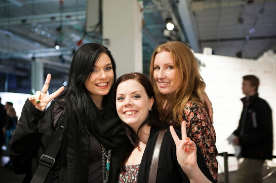 @geeky_gals at Gamex/Comic Con 2014