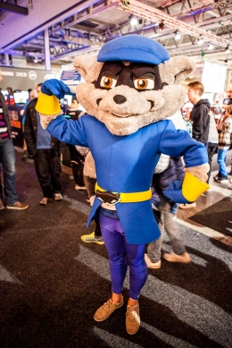 Sly the Racoon cosplay
