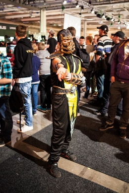 Mortal Kombat cosplay