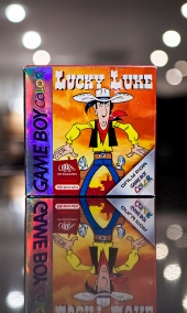 Lucky Luke for Game Boy Color