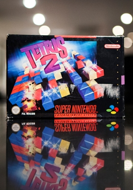 Tetris 2 for SNES