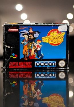 The Adventures of Mighty Max for SNES