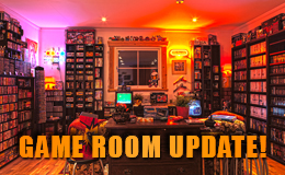 My Game Room and Collection2014!
