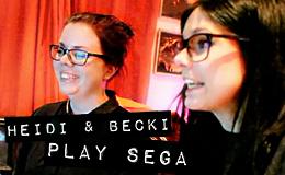 Playing Sega Master System withNinjaBrite!