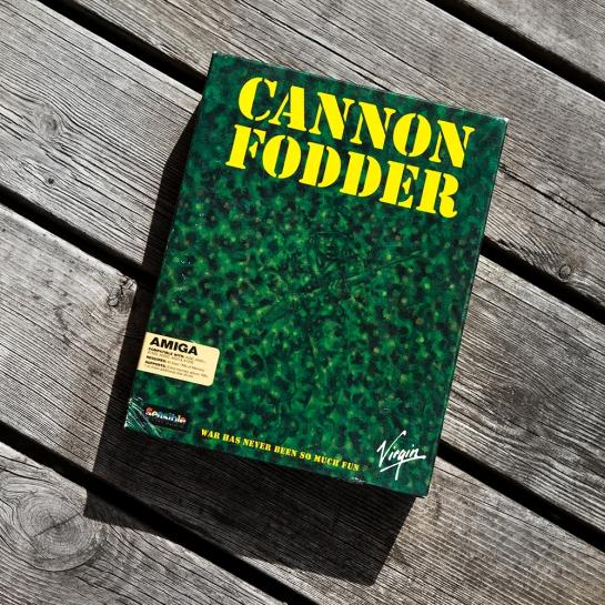 Amiga 500 - Cannon Fodder