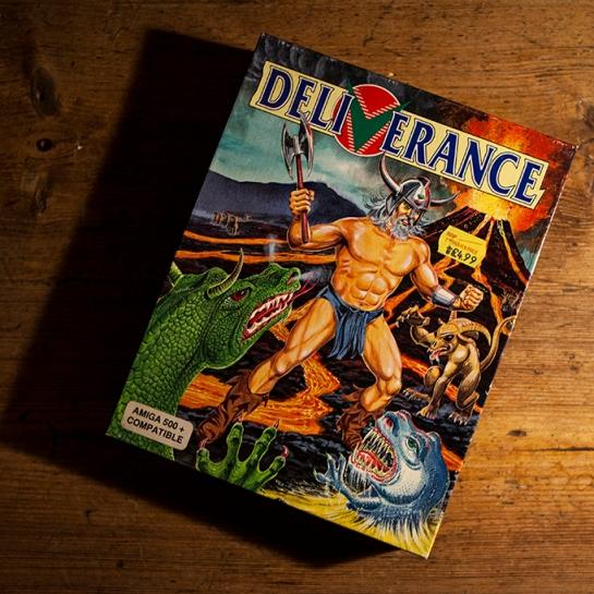 Amiga 500 - Deliverance_