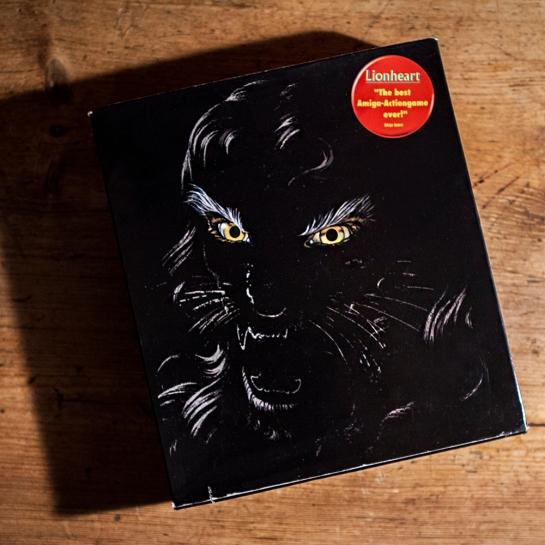 Amiga 500 - Lionheart