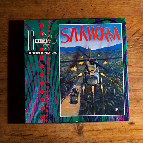 Amiga 500 - Silkworm