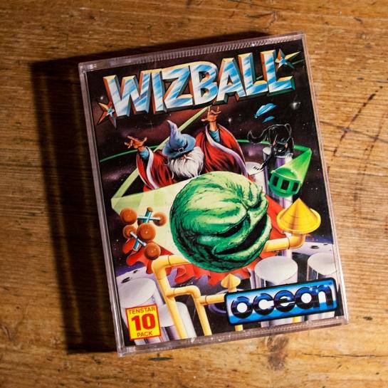 Amiga 500 - Wizball