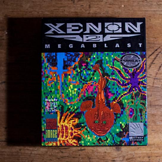 Amiga 500 - Xenon 2 Megablast
