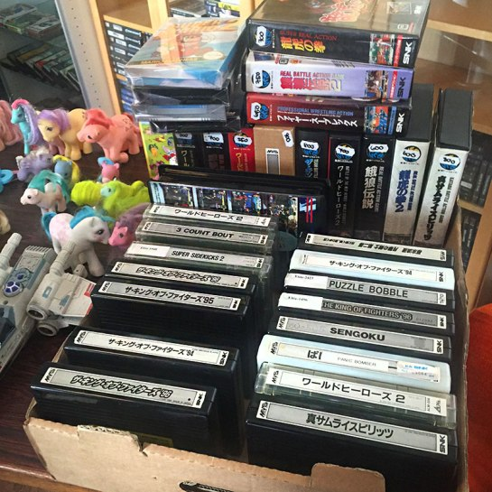 Neo-Geo-and-my-little-pony