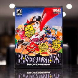 Neo Geo Game - Baseball Stars Professional