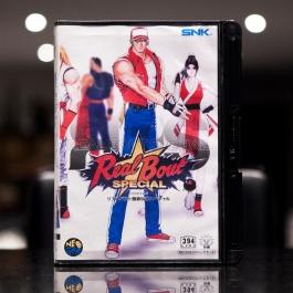 Neo Geo Game - Fatal Fury Garou Densetsu Real Bout Special