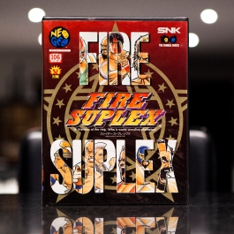 Neo Geo Game - Fire Suplex