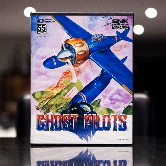 Neo Geo Game - Ghost Pilots