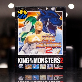 Neo Geo Game - King of the Monsters 2