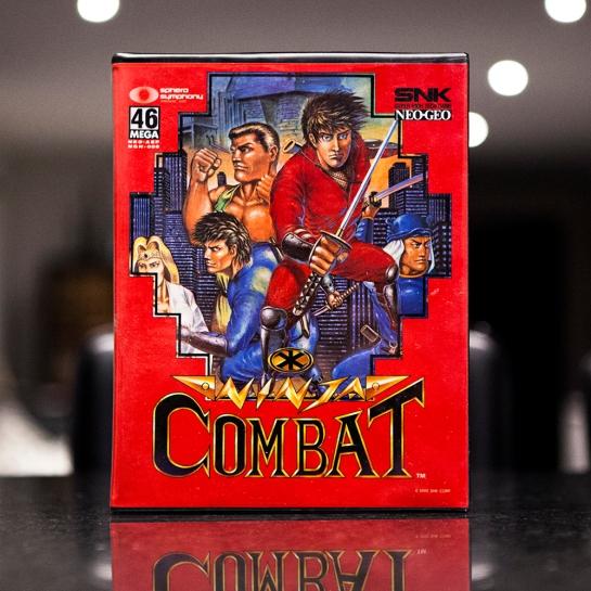 Neo Geo Game - Ninja Combat