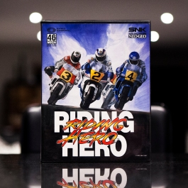 Neo Geo game - Riding Hero