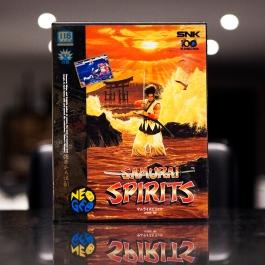 Neo Geo Game - Samurai Spirits