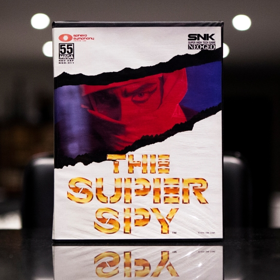 Neo Geo Game - The Super Spy
