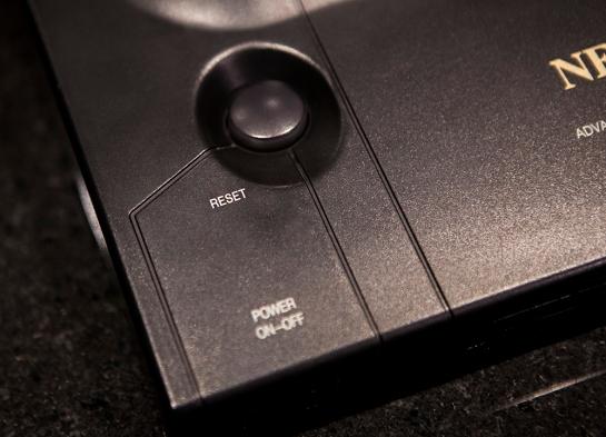 Neo Geo Reset