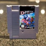 NES Defender of the Crown