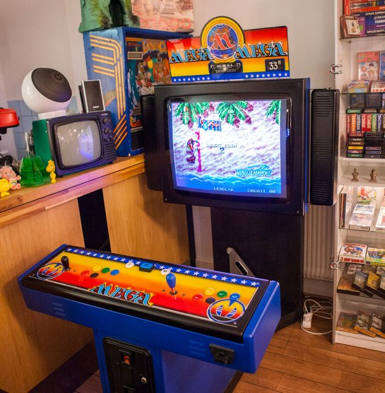 Pixel-K.A.F.E.---Arcade