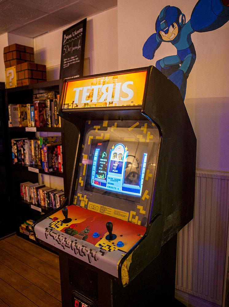 Atari Tetris | Retro Video Gaming