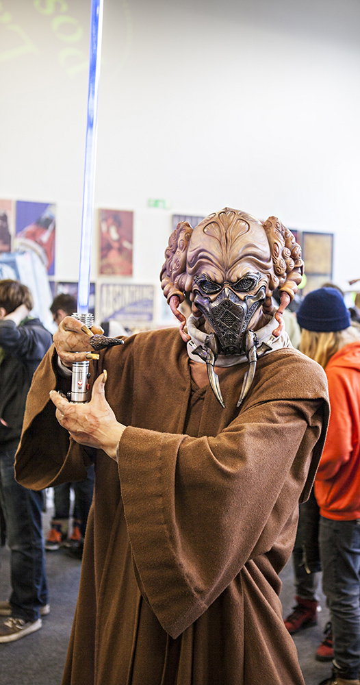 Sci-Fi World Malmö Cosplay starwars